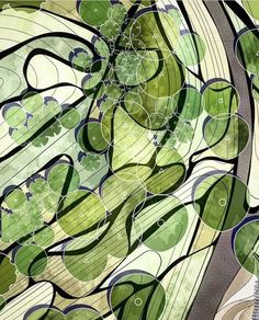 Landscape architecture plan More