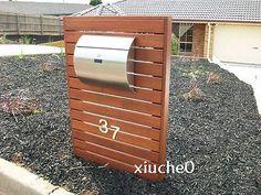 Log Cabin Mailbox - Wood Mail Box with Cedar Roof Large Envelope, Post Box, Steel Material, Mail Boxes, Steel Building Homes, Metal Building Kits, Steel Barns, Metal Shop, Metal Homes