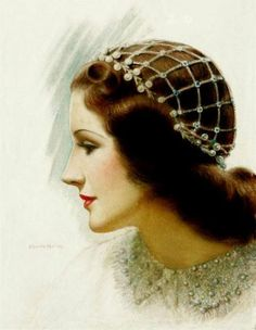 Pin-Up by Bradshaw Crandell Vintage Art, Vintage Photos, Vintage Ladies, Vintage Woman, Vintage Glamour, Vintage Photographs, Bad Gastein, Norma Shearer, Fawn Colour