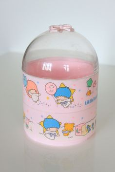 【1985】Circle Box ★Little Twin Stars★