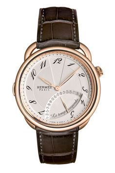 Give the Gift of Time with Hermes's Newest Watch