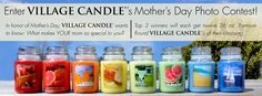 The Nurse Mommy: Win the fantastic 26oz Summer Slices Candle from Village Candle!