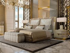 Diamond Bed - TURRI MIAMI LLC