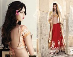 Anita Dongre's Bridal Beauty!