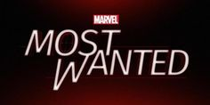 Marvel's Most Wanted Logo Art & More Casting Revealed | Screen Rant
