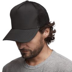 c4e0b05bcce TAFFETA TRUCKER HAT. James PerseHatsKnittingAccessoriesClothesLos  AngelesOutfitClothingTricot