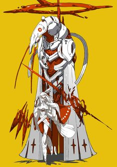 pixiv is an illustration community service where you can post and enjoy creative work. A large variety of work is uploaded, and user-organized contests are frequently held as well. Game Character, Character Concept, Concept Art, Fantasy Inspiration, Character Design Inspiration, Monster Design, Creature Design, Fantasy Creatures, Character Illustration