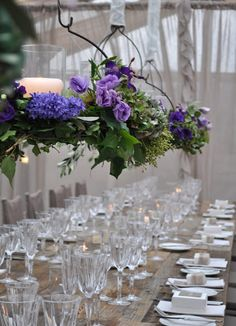 The Style Salon: Purple Rain @ Fort Denison