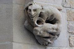 Gargoyles of New York / The Church of St. Vincent Ferrer: