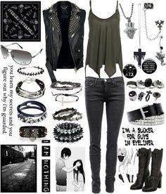 Rocker Chic Style