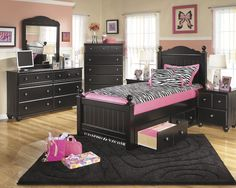 Twin bed sets canada tween bedroom set cool beds for girls ideas teen furniture awesome gorgeous Girls Bedroom Furniture Sets, Boys Bedroom Sets, Teen Furniture, Teenage Girl Bedrooms, Boys Bedroom Decor, Bedroom Ideas, Tween Girls, Teen Boys, Black Furniture