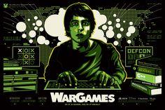 WarGames - Signalnoise - The art of James White