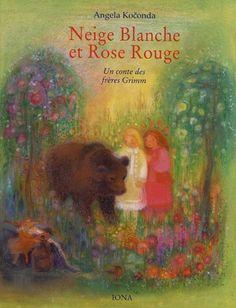 Neige Blanche et Rose Rouge : Un conte des frères Grimm de Angela Koconda http://www.amazon.fr/dp/290465495X/ref=cm_sw_r_pi_dp_-z-Uub0C61QJK