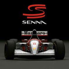 Forever Senna.