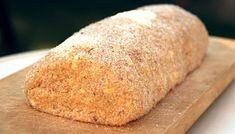 Gitta nyersétel blogja: Nyers lenmag-kenyér Bread, Ethnic Recipes, Food, Brot, Essen, Baking, Meals, Breads, Buns