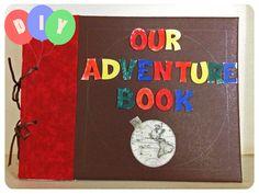 DIY: My Adventure Book | tidbits&trinkets