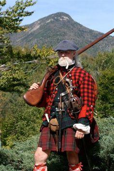 Highland Dress...he looks like a real character... | highland dress | Tumblr