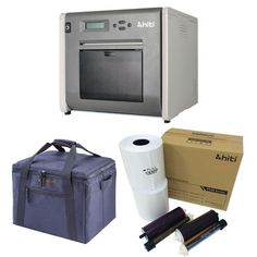 Introducing HiTi P525L Roll Photo Printer  Bundle with HiTi 4x6 Media for Photo Printer P520L Padded Printer Carrying Case. Great product and follow us for more updates!