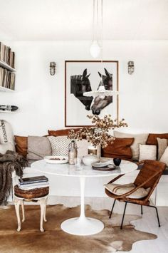 Styling for living room