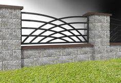 Znalezione obrazy dla zapytania nowoczesne ogrodzenia