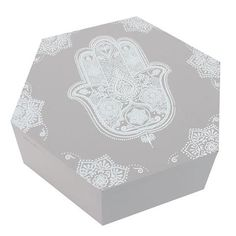 Hamsa hexagonal box
