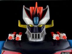 Shogun Warrior robot