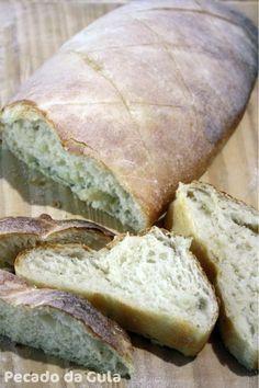 """A receita de hoje peguei na """"vizinha"""" Cristina . O entusiasmo com que ela descreveu este pão foi tanto que não resisti e fiz no mesmo dia. ..."""