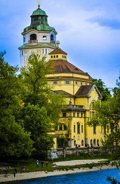 Munich, MüllerscheVolksbad, Germany
