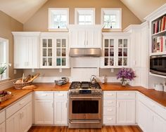 storage in kitchen- a place for everything and everything in its place