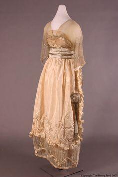 Wedding Dress, 1918 Lucile Ltd.