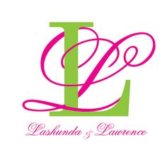 I love these fun monograms. I stole the idea for our wedding programs.