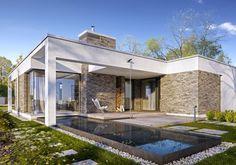 Wybieramy projekty domów do 150 m2 [projekty gotowe z kosztorysem]