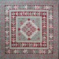 La Belle Fleur | Kits Quilt / kits Quilt | Petra Prins Patchwork