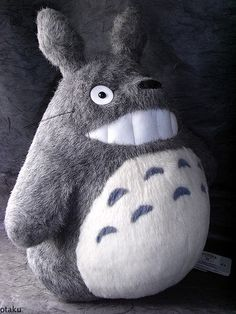 Otaku mail order shopping : TOTORO - GRINING - LARGE