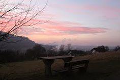 Panoramio - Photo of Sonnenuntergang im Januar vom Heulenberg aus gesehen