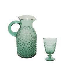 Admiral Glass Goblet