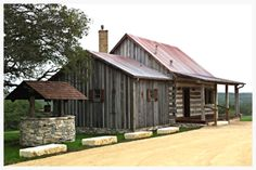 Want to experience the goodness of living in a country-style house and away from the city, and if you love hands-on, log cabin kits is the solution. Tiny Cabins, Cabins And Cottages, Old Cabins, Rustic Cabins, Log Cabin Living, Log Cabin Homes, How To Build A Log Cabin, Log Home Decorating, Cozy Cabin