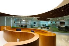 Nestl s office interior design vietnam 014 nestle for Office design vietnam