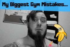 My biggest gym mistakes, oh boy here we go! I'm willing to bet there's plenty of times where you looked at some of the things in the past that. Going To The Gym, Going To Work, Gym Tips For Beginners, Take A Step Back, I Want To Work, I Am Strong, Losing Everything, Getting Up Early, Move Forward