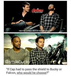 """They're like, """"choose wisely, Chris. Or we'll shove that shield down your throat."""""""