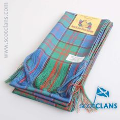 Stewart of Appin Hunting Ancient Sash. Free worldwide shipping available