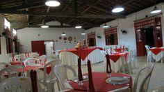 Restaurante - decoração