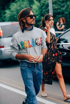 Pitti Moda | billy-george: PALACE Spotted at Milan Fashion...