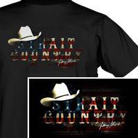 Black STRAIT COUNTRY T-Shirt (Unisex)