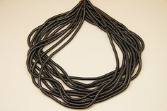 1strand  natural hematite plain rondel 4mm by 3yes on Etsy