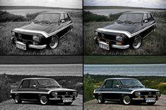 Dacia 1300 Black Beauty - Tuning cu aroma retro-Dacia 1300 Black Beauty - Tuning cu aroma retro Romania, Old School, Cai, Retro, Vehicles, Black Beauty, Rally, Grande, Dark Beauty