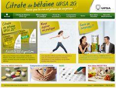 #CitrateDeBétaïne #UPSA #atnetplanet #SiteInternet