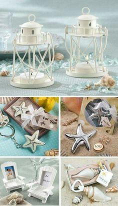Beach wedding favor lighthouse keychain wedding favor lg