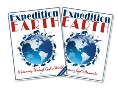 Expedition Earth from @Jamie Brouwer Confessions