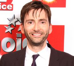 Just reminding myself what David Tennant looks like with Short hair and fangasmic stubble! (I blame Richard II) #DavidTennant